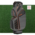 "OGIO 2017 Stinger Golf Cart Bag - ""Gray Noise Burst"" - NEW"