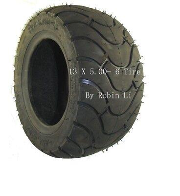 Front Tire 13 x 5.00-6 for CatEye Pocket bike 49cc 2-stroke bike