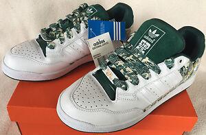 Adidas Centennial Lo A1/C2 017689 Graffiti Skateboarding Skate Shoes Men's 11