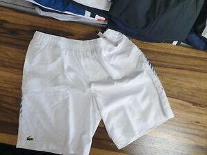 Lacoste Sport Pantalones Cortos Ebay
