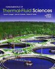 Fundamentals of Thermal-Fluid Sciences (in SI Units) by Yunus A. Cengel, John M. Cimbala, Robert H. Turner (Paperback, 2012)