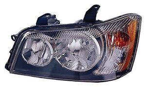 ITASCA SUNCRUISER 2010 2011 LEFT DRIVER HEADLIGHT FRONT LAMP HEAD LIGHT RV