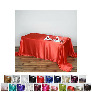 90x132-034-Rectangle-Satin-Tablecloth-For-Wedding-Party-Banquet-Events-Decoration