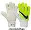 NWT Nike GK Match Soccer Futbol Goalkeeper Gloves Adult Sz 10 White Volt