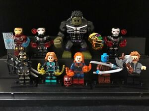 With Two Face Ragnarok Fit Lego Building Toys Mini Figures 2018 Marvel Thor