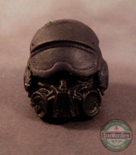 "ML209 custom cast male head sculpt use w//6/"" Marvel Legends"