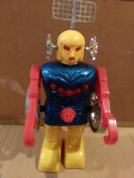 Super Robot 12 Combination Battery Operated Toy