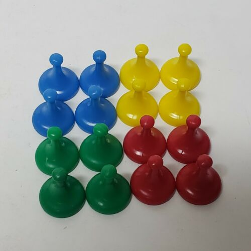 Token Mover Pawn 4 Colors 1992 SORRY Board Game ONE Replacement Piece ONLY