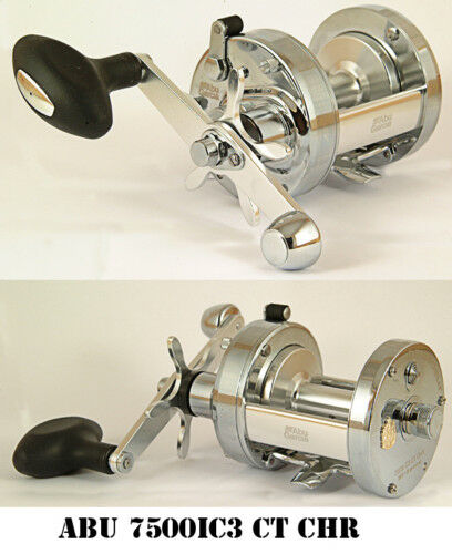 Superb Superb Superb beach / boat ABU 7500i C3 CT HS CHR HI speed Sea fishing multiplier reel cacacf