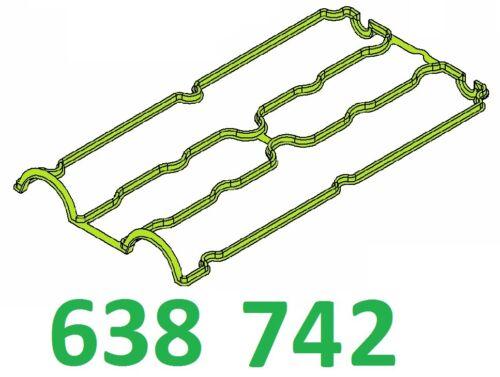 Ventildeckeldichtung,Haubendichtung OPEL MERIVA 1.6 16V  Z16XE  100PS