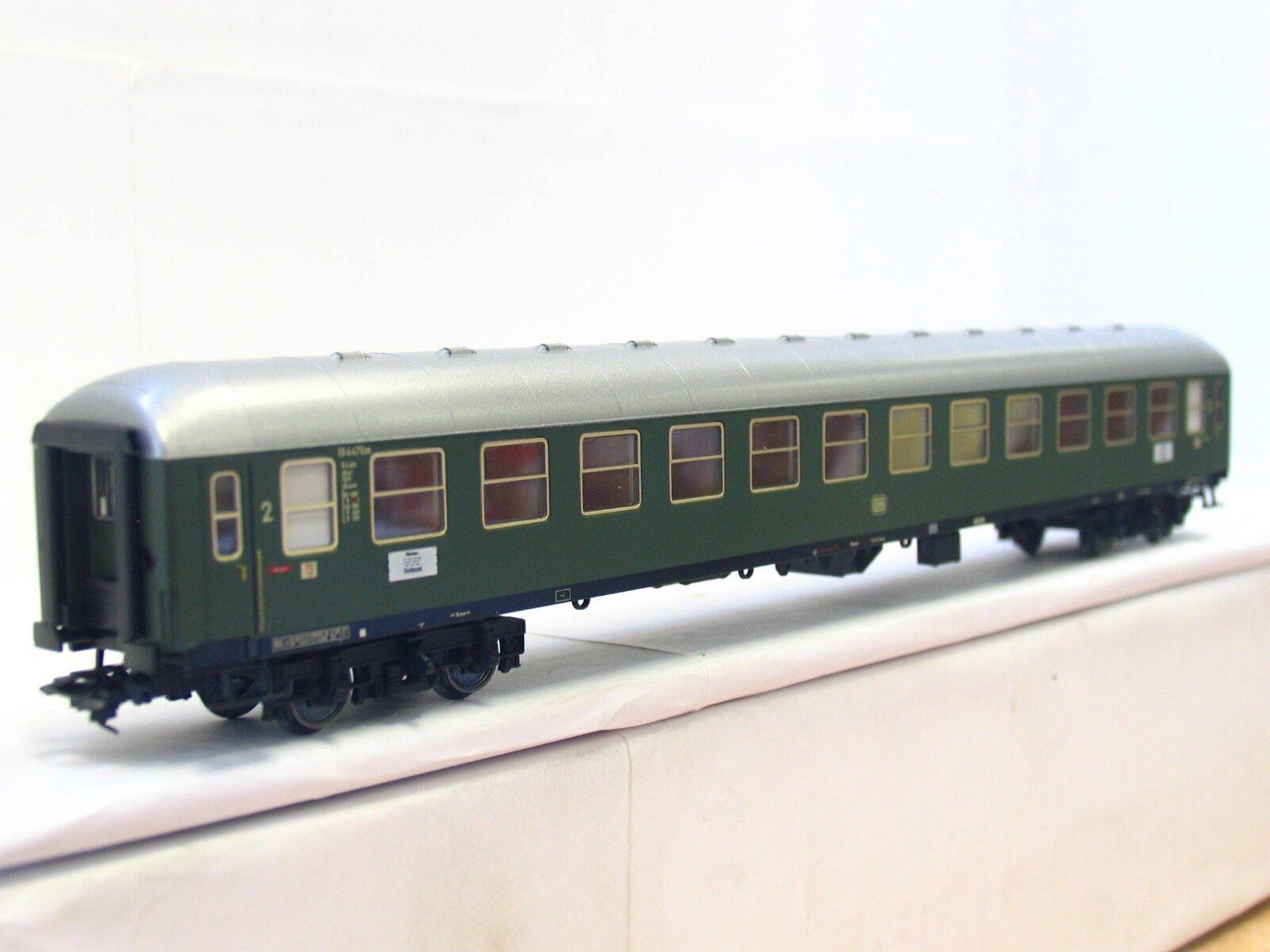 Märklin H0 Abteilwagen B4üm 2. Klasse 19447 Esn DB DC (MR7851)