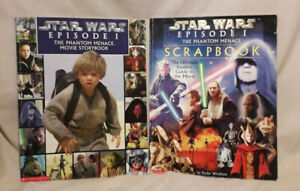 Star-Wars-Episode-1-The-Phantom-Menace-Movie-Storybook-and-Scrapbook