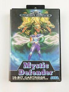 Mystic-Defenders-Sega-Mega-Drive-Game-PAL-Missing-manual-Aus-Seller