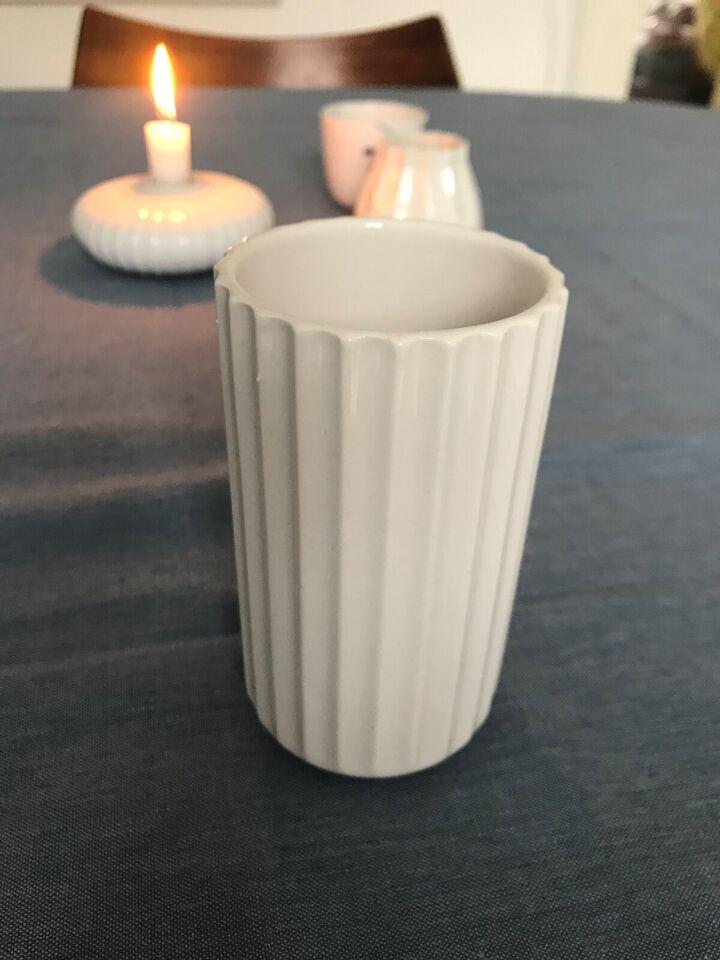 Keramik, Vase, Lyngby