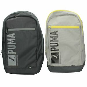 c0b9f49203b5 Image is loading Puma-Pioneer-Unisex-Polyester-Backpack-Bag-Style-073391