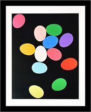 Andy Warhol I Love You So Poster Kunstdruck Bild im Alu Rahmen schwarz 36x28cm