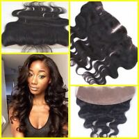 Brazilian Lace Frontals 13x4 Ear To Ear Straight/body Wave/deepwave/loosewave 8a
