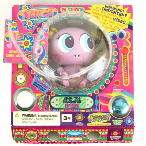 Nerlie Baby ITZYBOOP DOLL w//TOOTH Distroller Neonate USA Version AUTHENTIC New