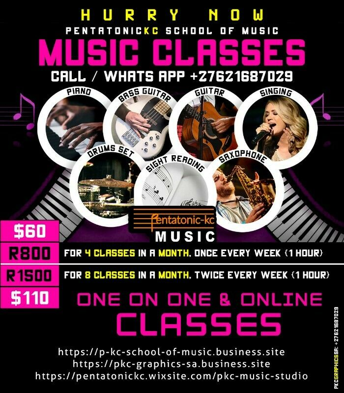 Piano / Keyboard Class (ONLINE or AT OUR STUDIO)