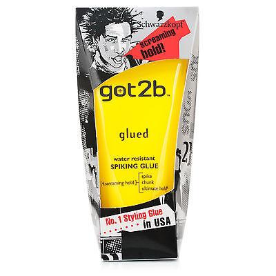 Schwarzkopf Got2B Glued Spiking Glue 150ml X2