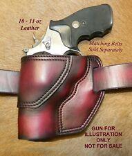 Gary Cs Leather Avenger Revolver Left Hand Holster Smith Amp Wesson N Frame 3