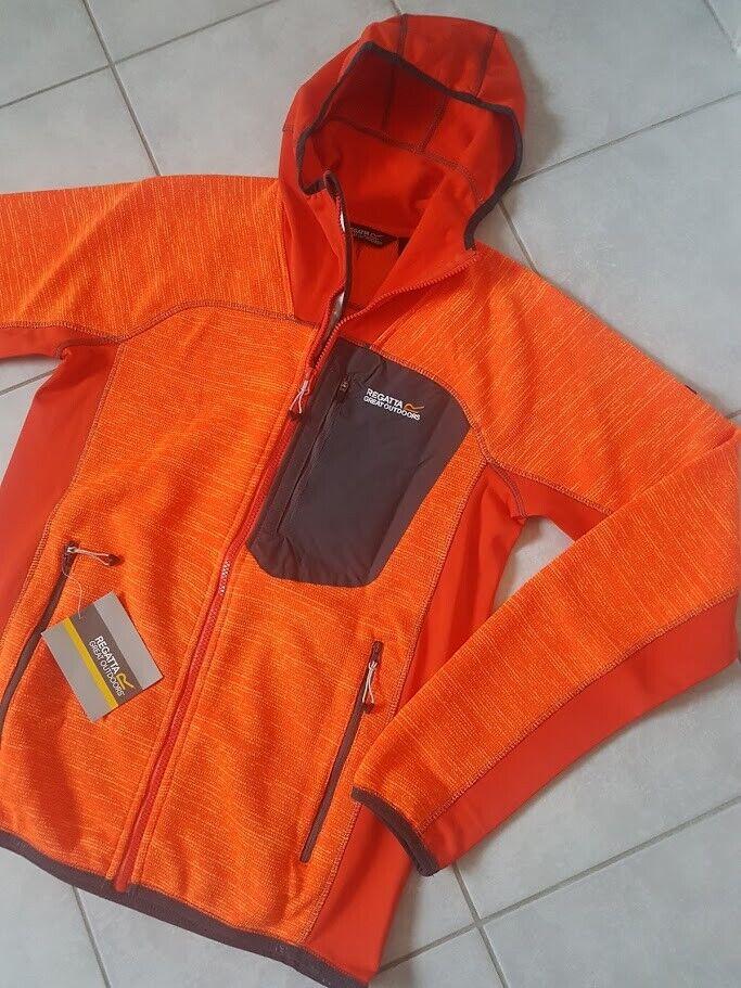 Regatta great Al aire libre chaqueta con capucha  sin nuevo-talla 6 d 48  Ven a elegir tu propio estilo deportivo.