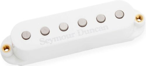 Seymour Duncan STK-S7 Vintage Hot Stack Plus Low-Hum Strat Pickup White NEW!