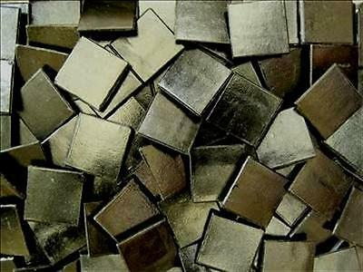 225 Black 20mm Vitreous Mosaic Tiles Top Quility Lowest prices