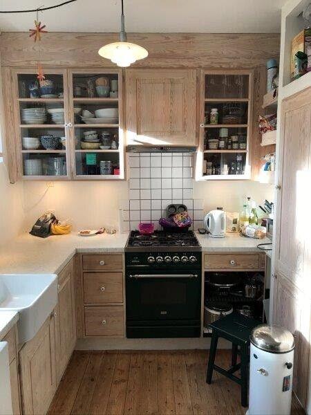 Køkken fra Dansk Køkkenhåndværk