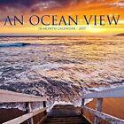 2017 Ocean View Wall Calendar by Willow Creek Press