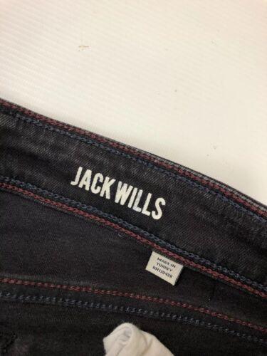 donne Faded Jack Black L32 W28 condizioni delle Ottime Jeans Wills Skinny wBqxB1R