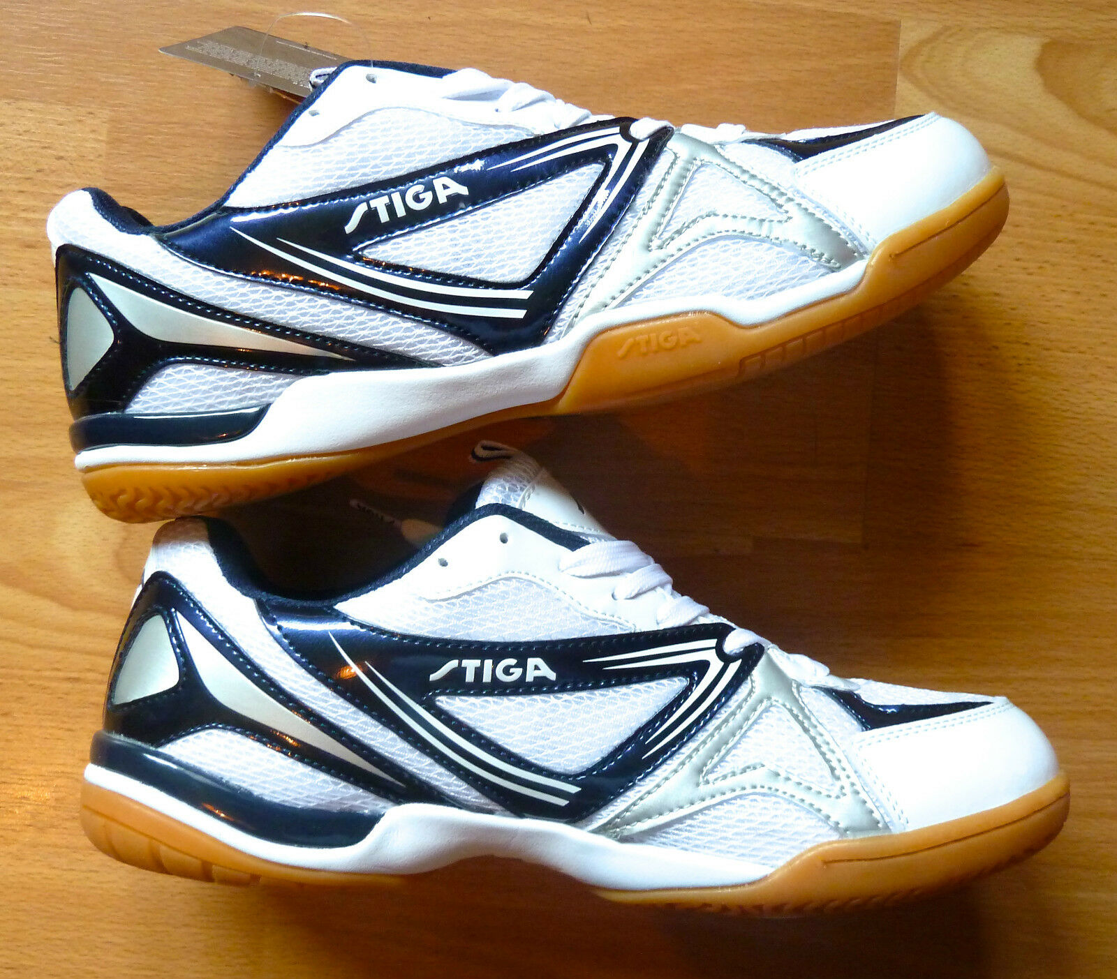 Stiga Instinct 2 Zapatos tenis de mesa – Nuevo (tamaño 6-11)
