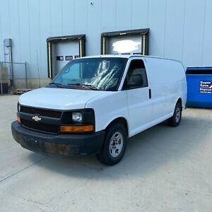 2007 Chevrolet Express LOW KM with AC!