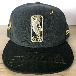 Golden State Warriors The Finals NBA New Era 9FIFTY Snapback Hat
