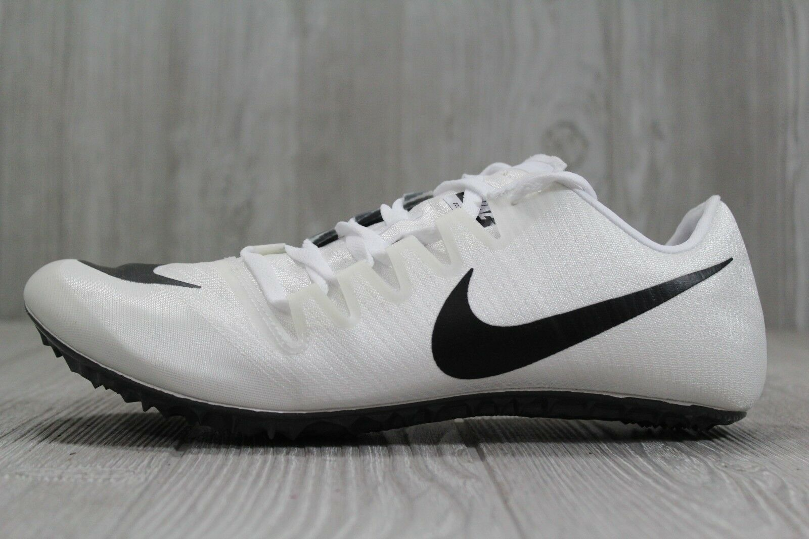 36 New Nike Ja Fly 3 Sprint Spikes Track shoes White Mens 5 - 11.5 865633 102