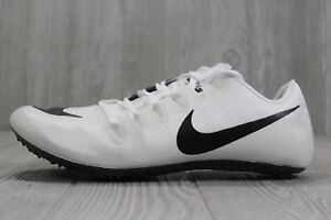 f396e847 Details about 36 New Nike Ja Fly 3 Sprint Spikes Track Shoes White Mens 4.5  - 11.5 865633 102