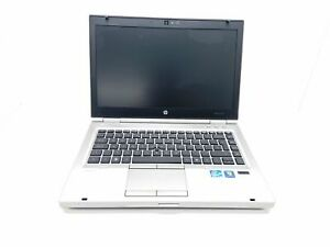 "HP Elitebook 8460P 14"" i5-2520m @ 2.50GHz DDR3 HDD/SSD Win10 Laptop"