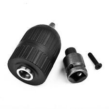 Keyless Drill Chucks With Sds Plus Adapter Drill Practical Accessory