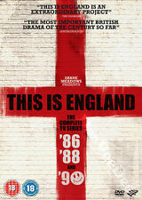 This Is England (Complete TV Series '86-'90) NEW PAL Cult 5-DVD Set Andrew Ellis