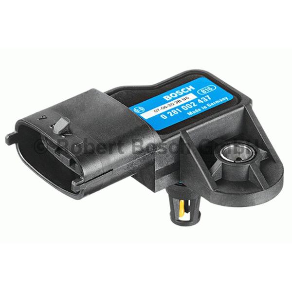Ladedrucksensor Luftdruck MAP Sensor für SAAB 9-3 YS3F YS3D 1.9TiD 2.2TiD