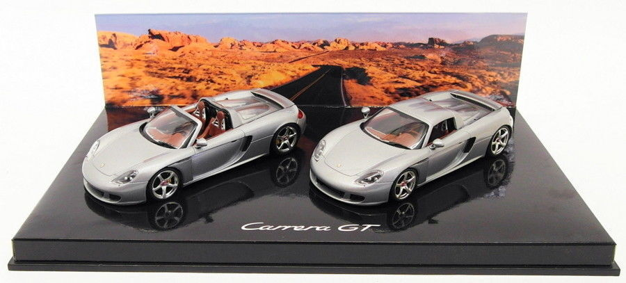 MINICHAMPS 1 43 Scale WAP 020 103 14-PORSCHE CARRERA 2 Voiture Set