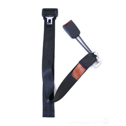 VW Polo 6N 6N2 Rear Seat Belt Strap Catch Middle Lap Safety Belt 6N0 857 713