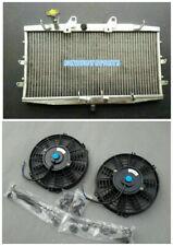 Aluminum radiator for TRIUMPH ROCKET 3 2300 2004-2017 2294CC 12 13 14 15 16 17