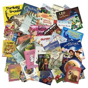 Childrens-Bedtime-Books-LOT-OF-20-Story-time-Sets-Paperback-Hardcover
