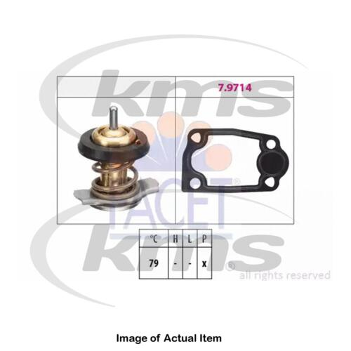 New Genuine FACET Antifreeze Coolant Thermostat  7.8942 Top Quality