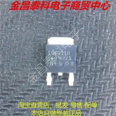 10PCS FR4105 IRFR4105 55V//27A Power MOSFET IRFR4105TRPBF TO-252