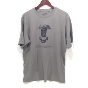 NEU-Harley-Herren-Willie-G-die-Bolt-Limited-Edition-Tee-grau-96796-17vm-M-L-XL