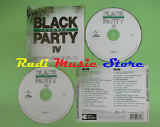 CD BLACK SUMMER PARTY IV compilation 2003 SNOOP DOG JAY-Z TLC (C17) no mc lp vhs