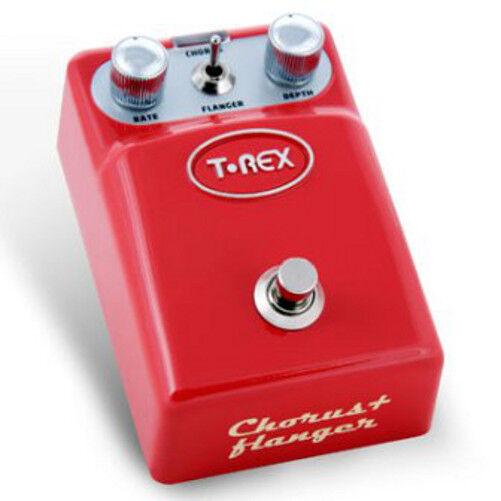 Pédale d'Effet T-REX Tonebug Chorus Flanger