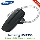 Samsung HM1350 Universal Bluetooth Headset Hands Free (Retail Box - US Warranty)
